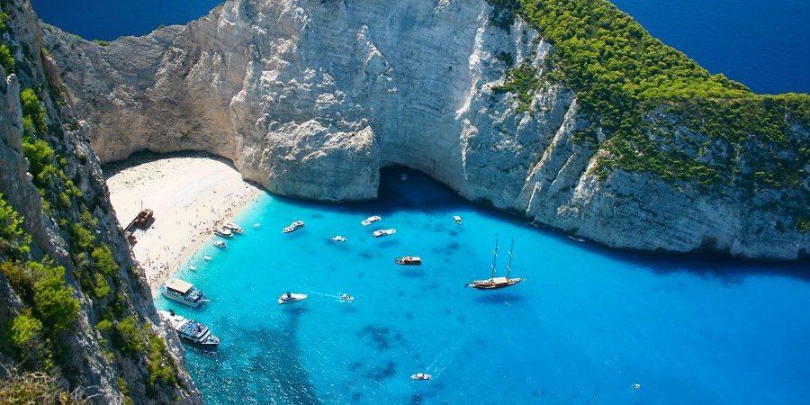 Улюблена Греція Відчиняє Двері!